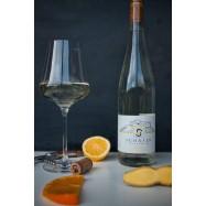 Ingwerwein mit Orange & Zitrone
